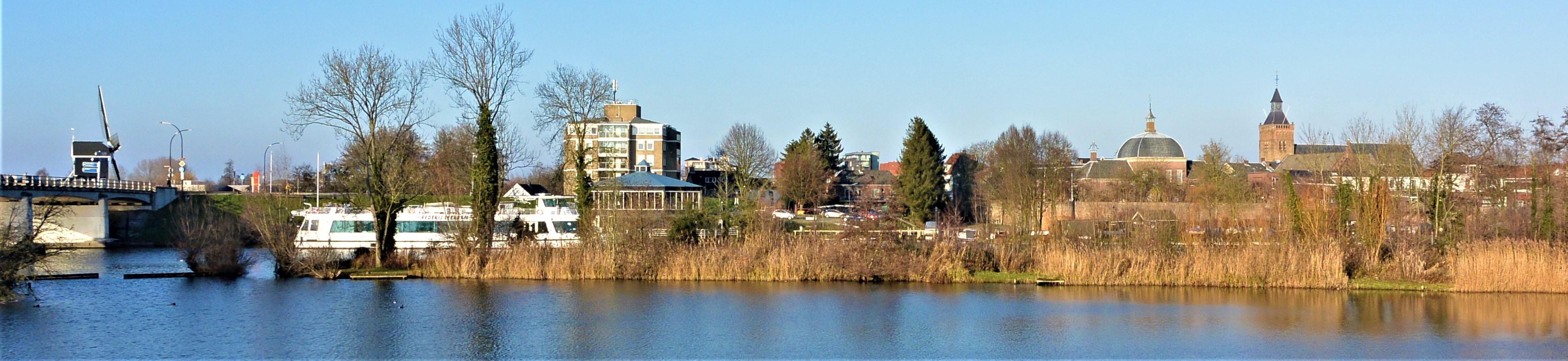 Morgen Uitvaart Panorama foto Leerdam